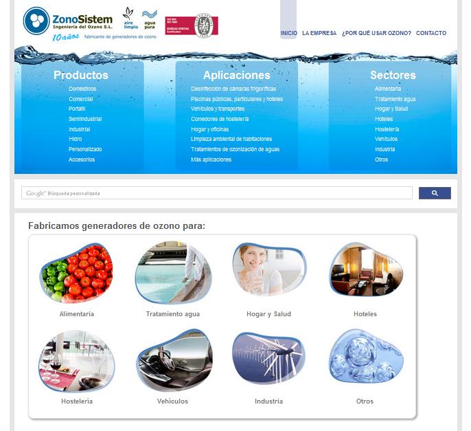 Diseño web personalizado - Presupuesto Web - España