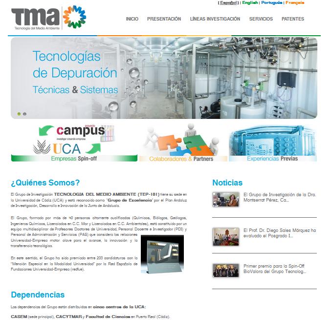 Portal Web - Contratar Web - Cádiz