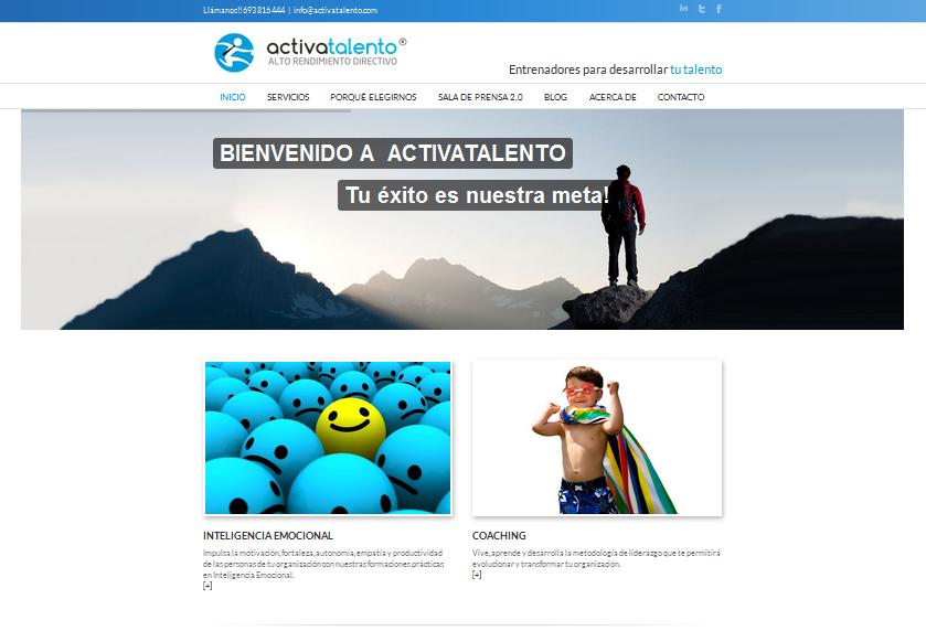 Desarrollo de portales web - Jerez - Chiclana - El Puerto de Santa María